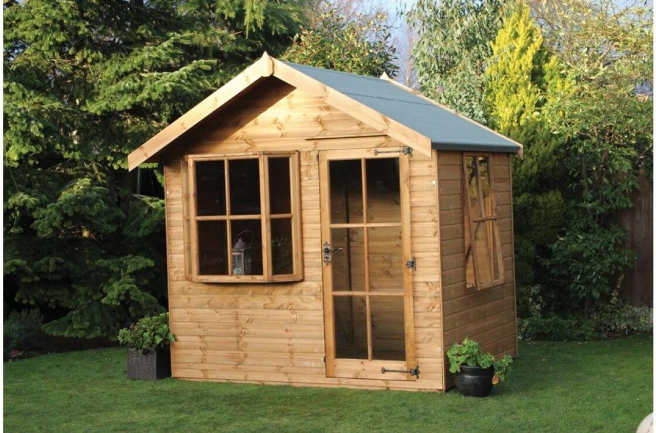 shedlands studio summer house