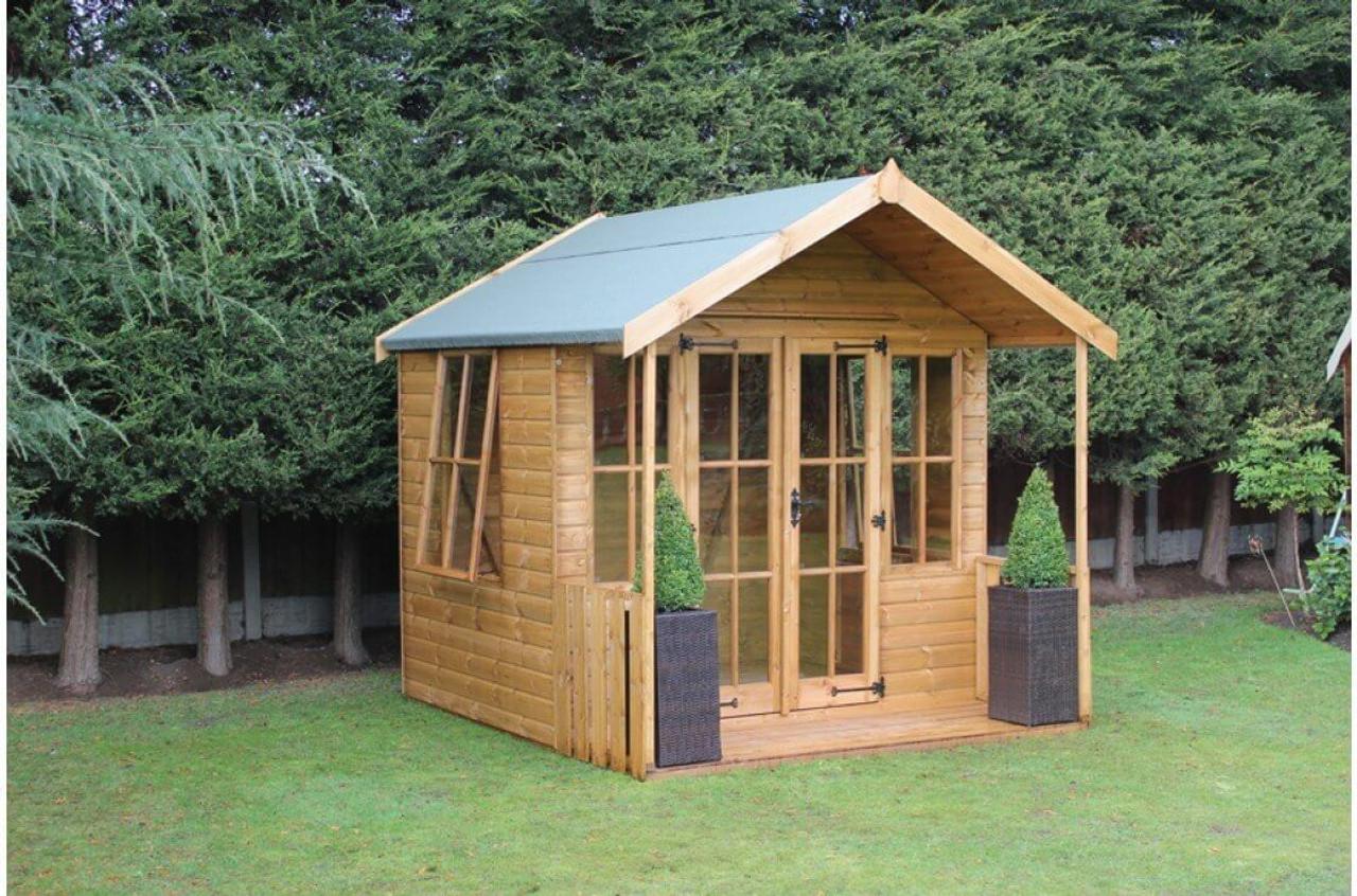 shedlands summer house