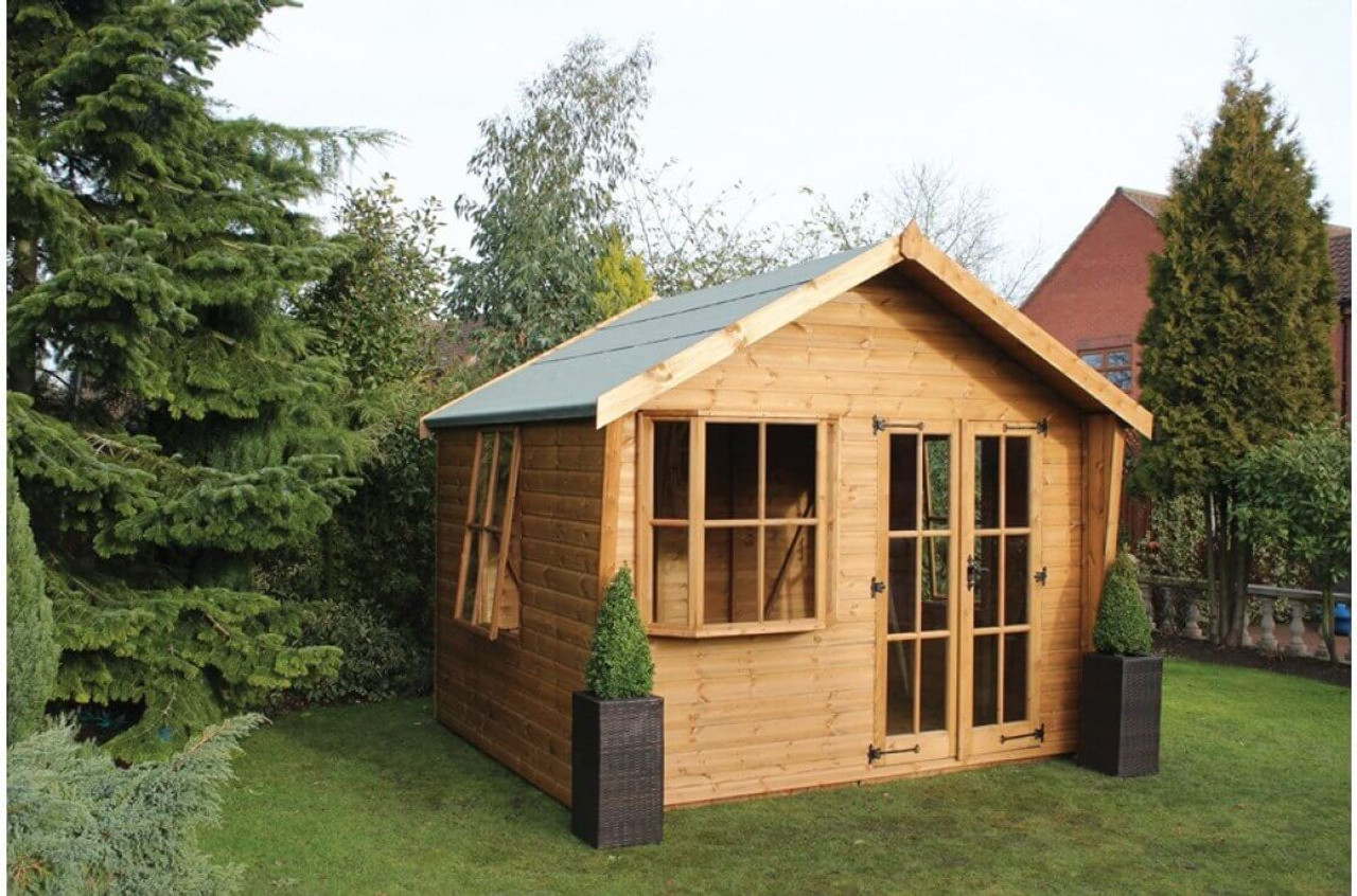 shedlands charlton summer house