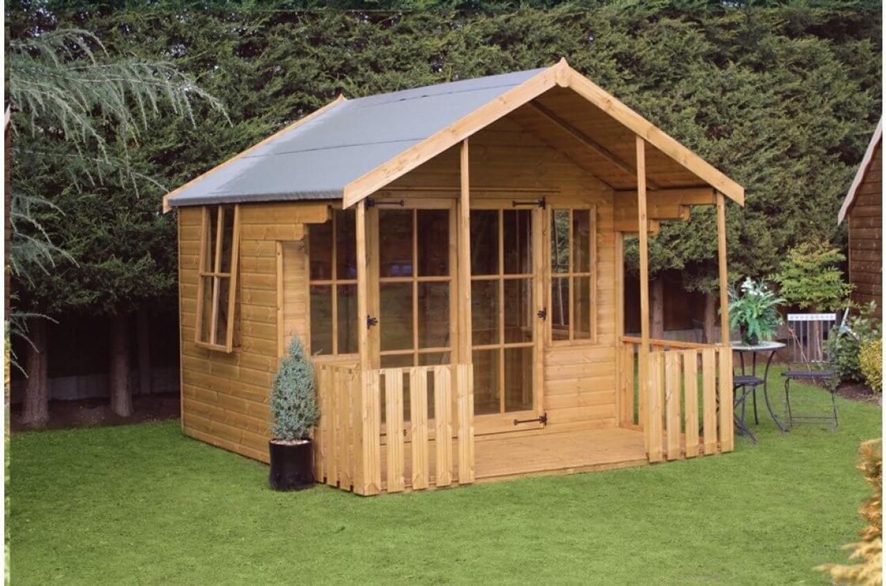 shedlands chiltern summer house
