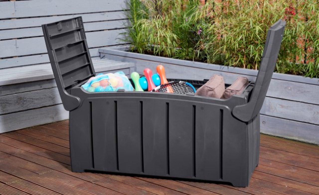 Strata Lockable Garden Storage Box