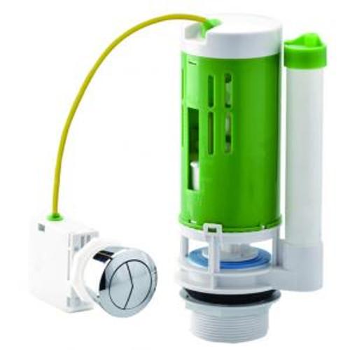 Croydex Universal Flush Valve - Push Button Cable