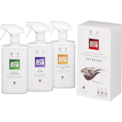 Auto Glym Car Interior Gift Pack