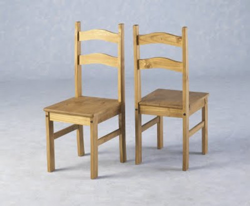 Mexican Style Chair Pair