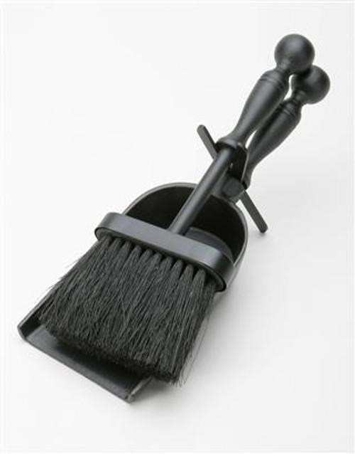 Dutchess Brush and Shovel Black