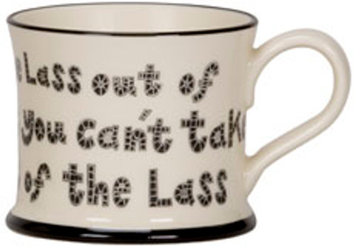 Lass Out of Newcastle Mug