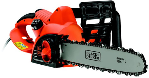 Black and Decker Corded Chainsaw 40cm