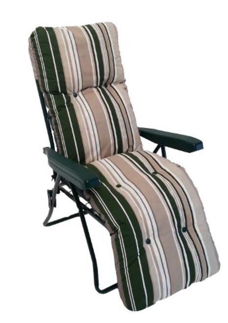 Culcita Green Stripe Relaxer