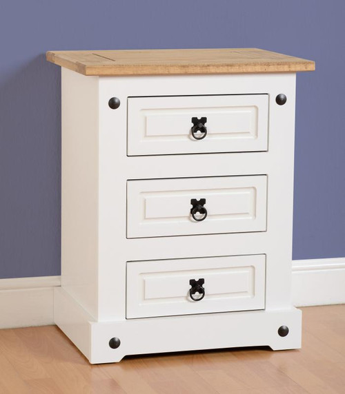 Corona Bedside Drawers