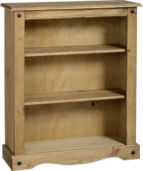 Corona Bookcase Low