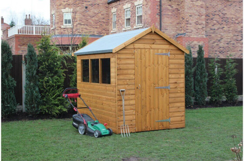 shedlands supreme apex shed
