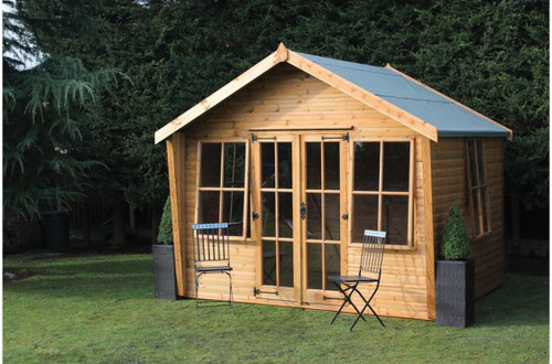 shedlands alpine wing summer house