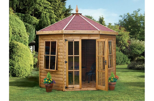 Shedlands Octagon 10 Summerhouse