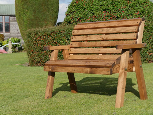 Dales Child Garden Bench