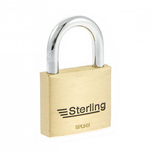 Sterling 40mm Brass Padlock