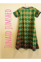 Junaid Jumshed Girls Lawn Dress Age 6