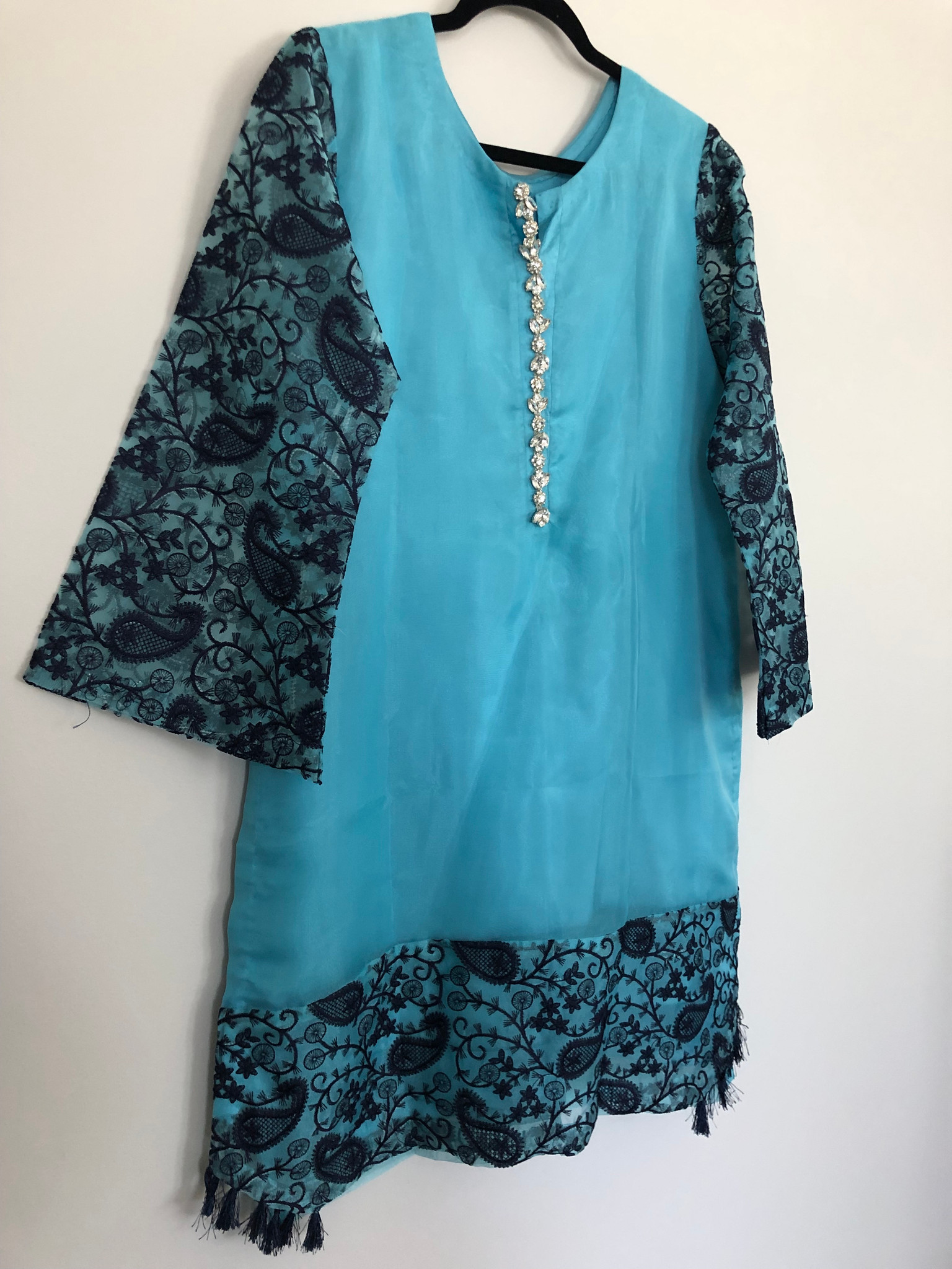 Light Blue 2 PC