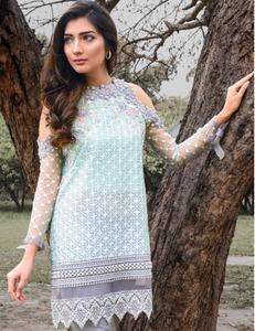 Farah and Fatima Luxury Pret Lilac