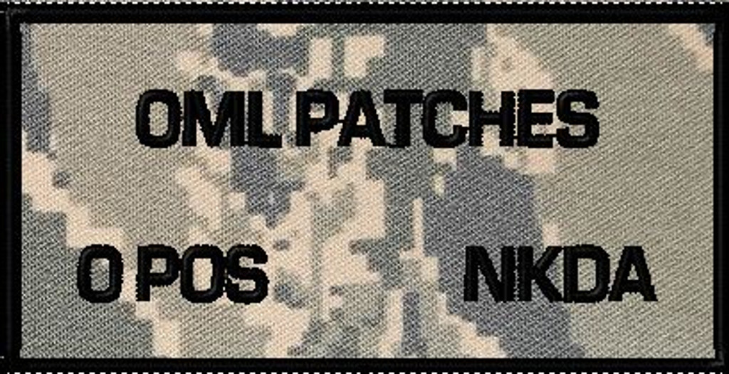 Image result for oml patches