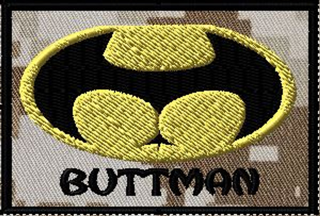 Buttman Patch
