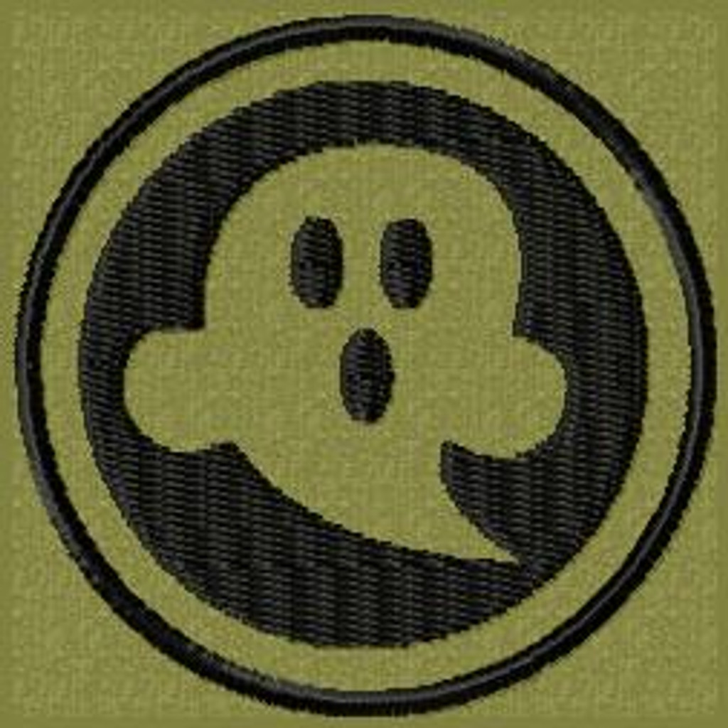 Scary Ghost Morale Patch