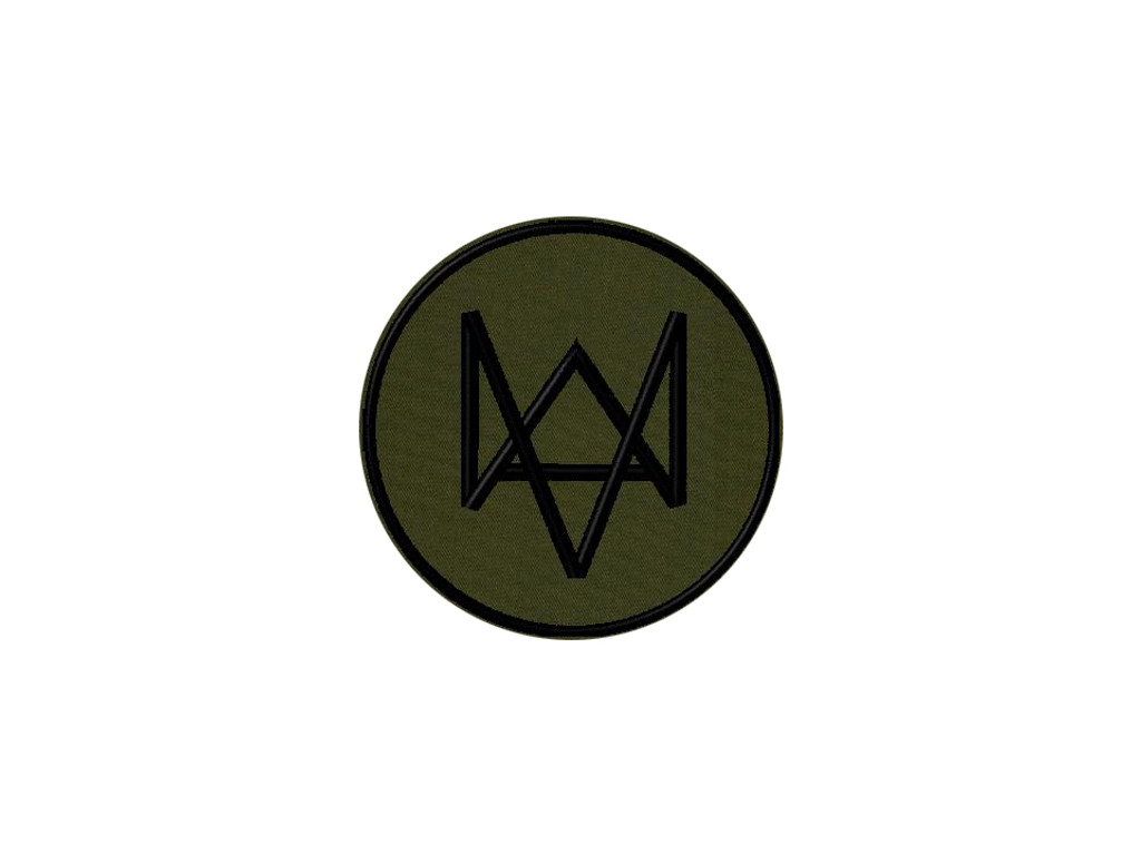 watchdogs VELCRO® Brand patch