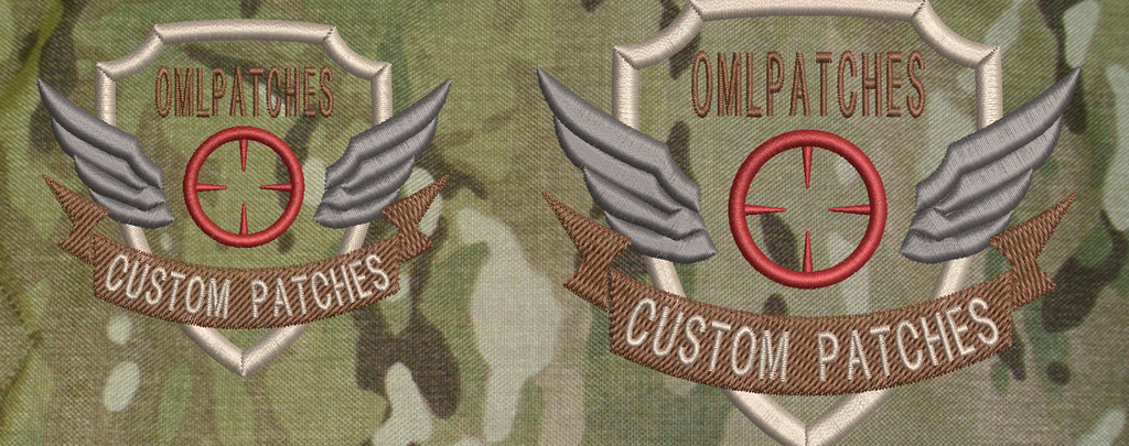 Winged Target Shield on MC
