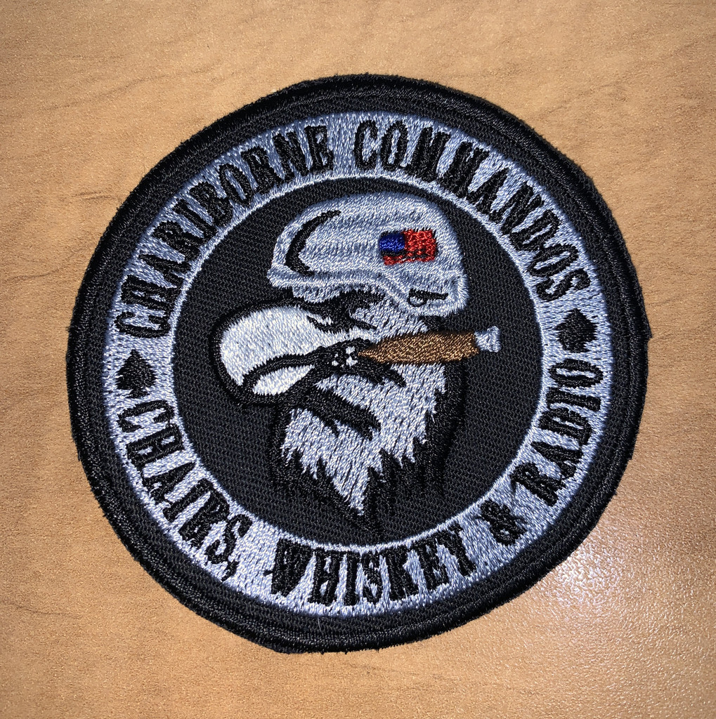 Chairborne Commando black