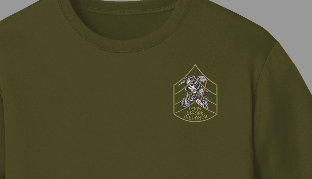 Large OD shirt with your logo