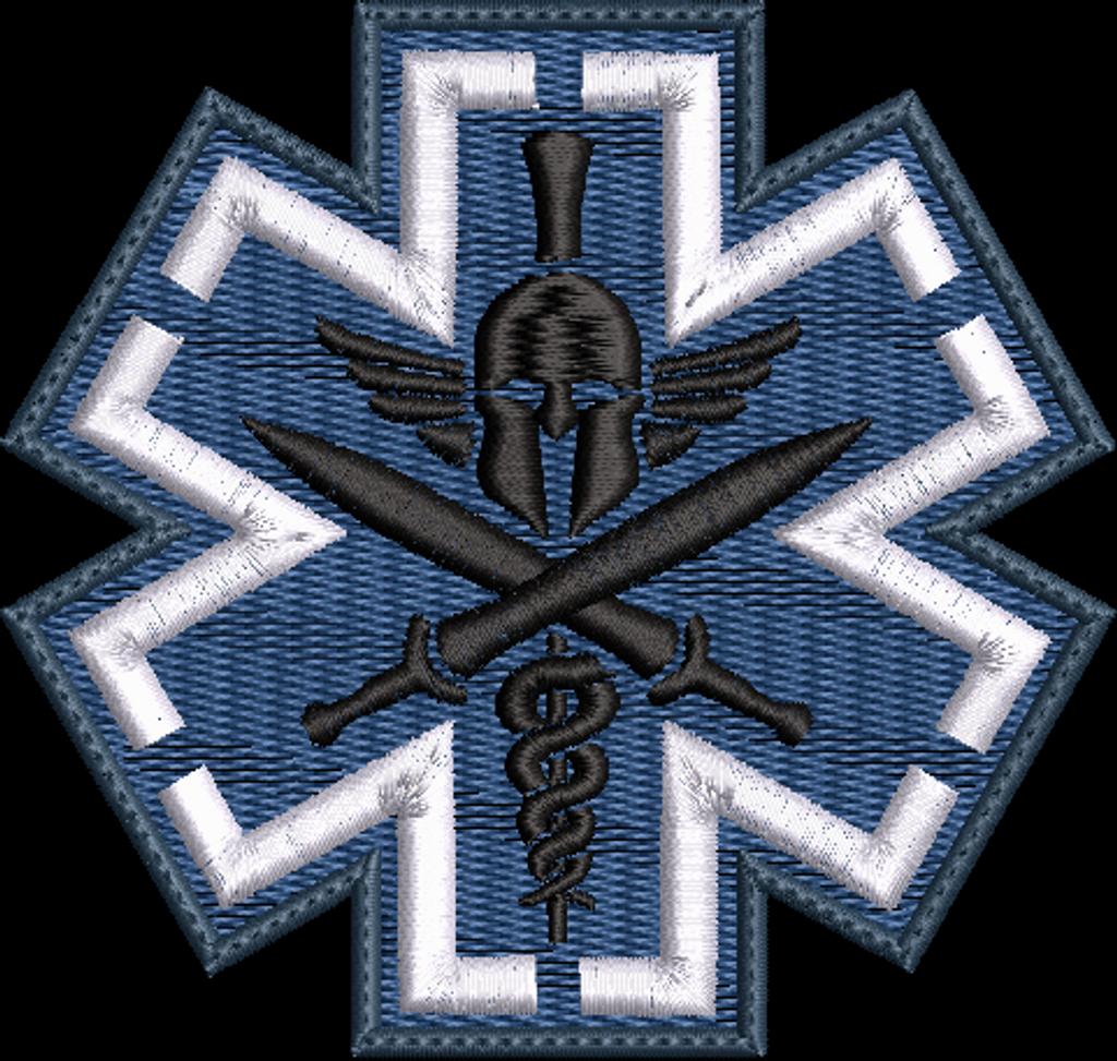 Spartan Medic Full Color
