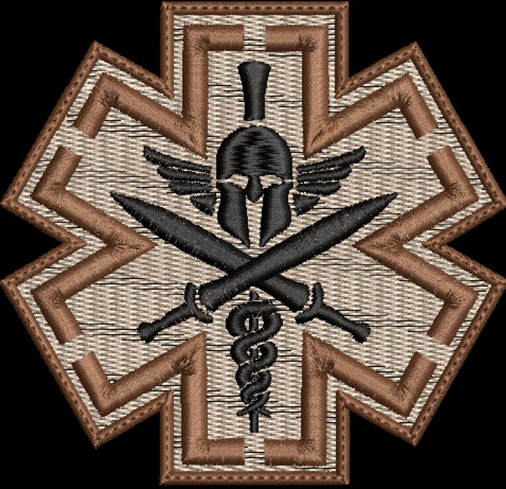 Spartan Medic Tans MC