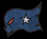 American Skull Flag SM