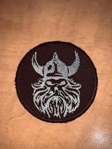 Viking Skull Morale patch