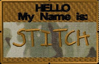 Hello my name is patch multicam