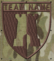 TEAM TEMPLATE - Castle Crest