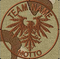 Tribal Eagle Team Morale