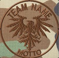 Tribal Eagle Morale VELCRO® Brand