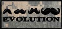 mustache VELCRO® Brand
