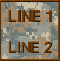 free text morale patch in marpat