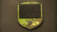 PiP patch with loop VELCRO® Brand