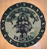 In Odin We Trust Morale Patch