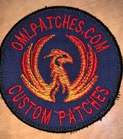 Custom Team Phoenix Patch