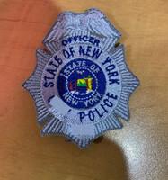 Police Velcro custom patch
