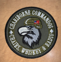 Chairborne Commandos Military Patch