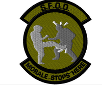 Morale stops here 2 OD patch