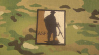 ASF multicam VELCRO® Brand patch