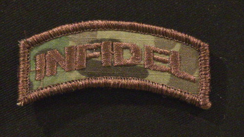 infidel tab morale patch