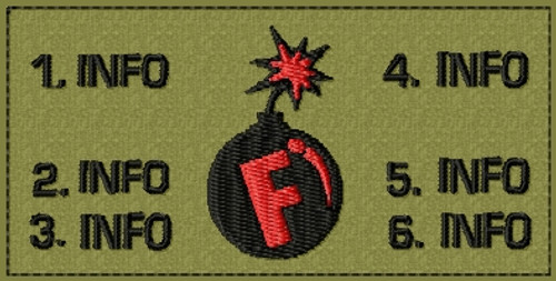 F Bomb Custom Battle PAtch