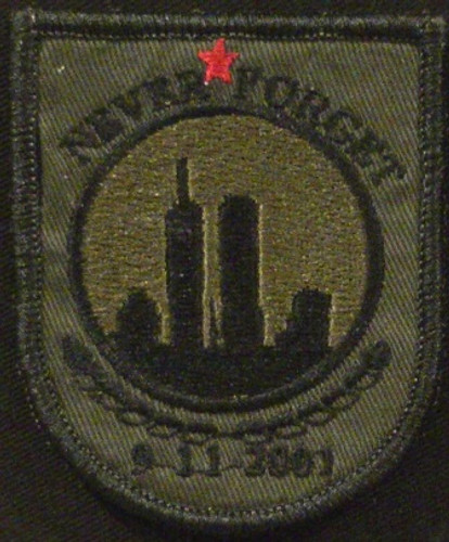 911 never forget patch
