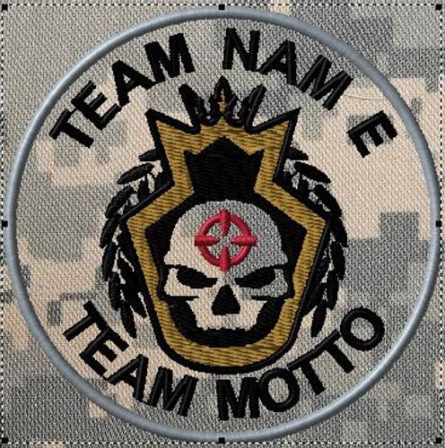 team patch battlefield recon acu